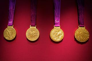 Sponsoren suchen Olympia-Medaille