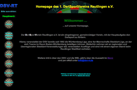 Homepage-Verein