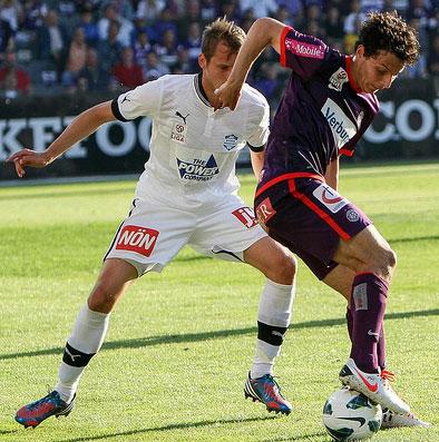 Hosen-Sponsoring Fußball